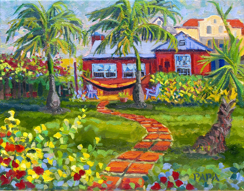 Red Cottage at Delray