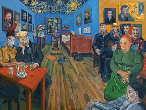 Van Gogh and Van Goghs